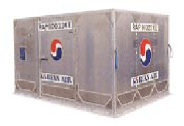 LD9 Refrigerated Container (RAP)